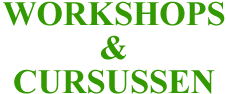 WORKSHOPS&CURSUSSEN0